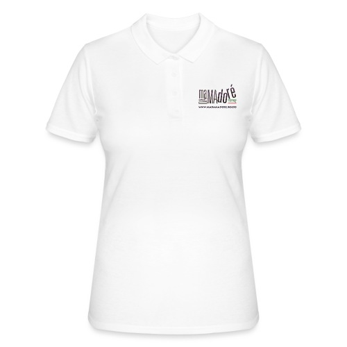 T-Shirt Premium - Donna - Logo Standard + Sito - Polo donna