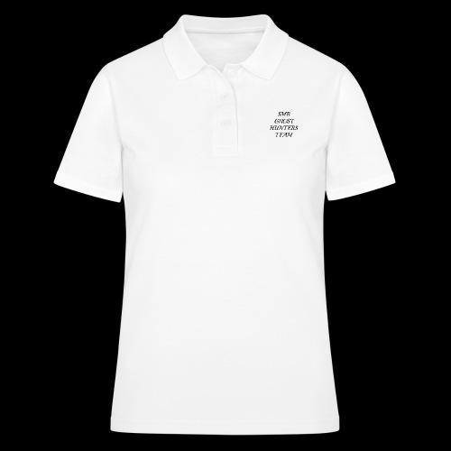 SMB GHT´S OFFICIELLA TEXT - Women's Polo Shirt