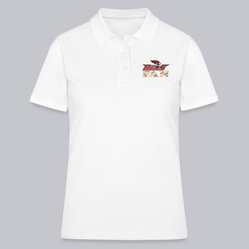 Baseball FAN - Frauen Polo Shirt