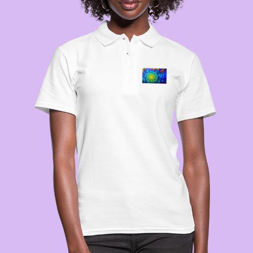 Astratto luminoso - Women's Polo Shirt