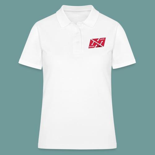 cave_diver_01 - Women's Polo Shirt