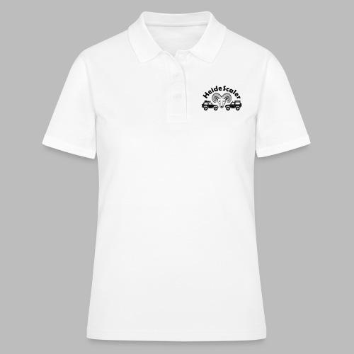 Heide Scaler (freie Farbwahl) - Frauen Polo Shirt