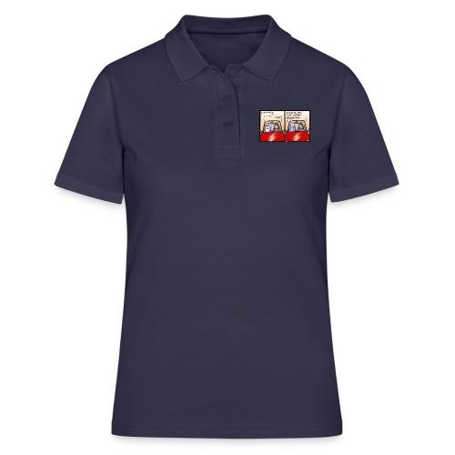comme le chat - Women's Polo Shirt