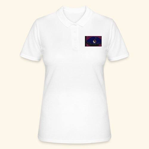 MOONWALK EYE - Women's Polo Shirt