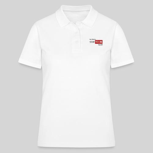 God wants you to be saved Johannes 3,16 - Frauen Polo Shirt
