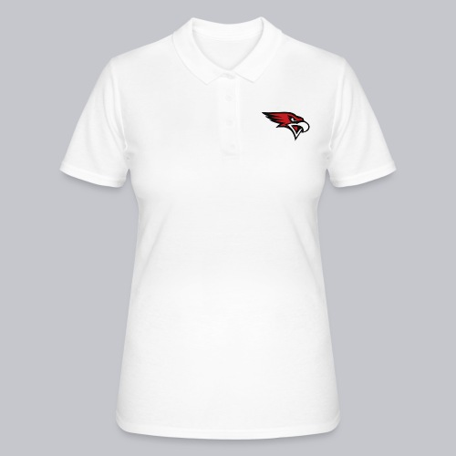 Eagles Kopf - Frauen Polo Shirt