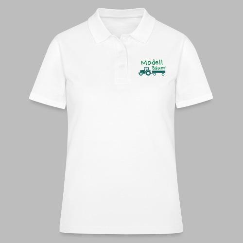 Modellbauer - Modell Bauer - Frauen Polo Shirt