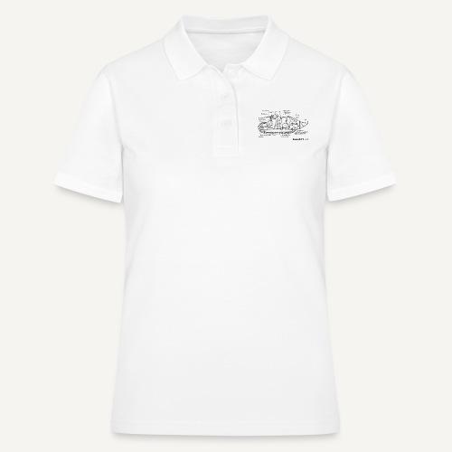 ft17 - Koszulka polo damska