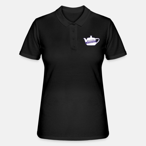 Whitepot Studios Logo - Women's Polo Shirt