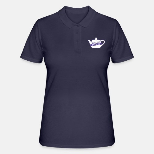 Whitepot Studios Logo - Women's Polo Shirt
