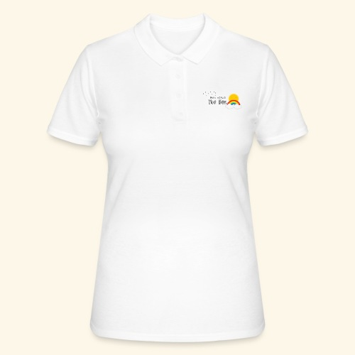 Here comes the sun - Women's Polo Shirt