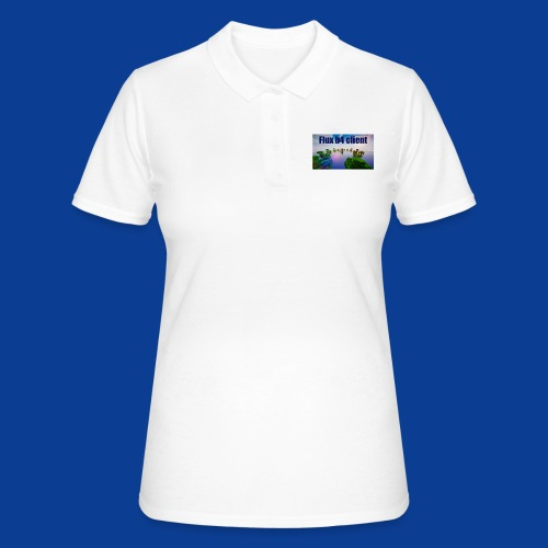 Flux b4 client Shirt - Women's Polo Shirt