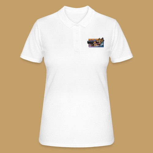 Gun Dog - bez napisu - Women's Polo Shirt