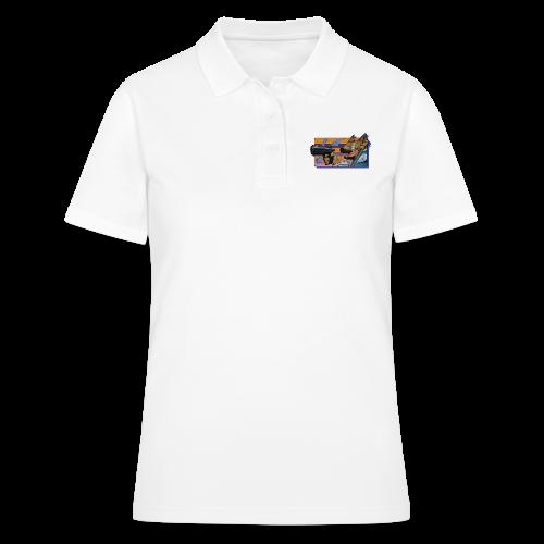 Gun Dog - bez napisu - Women's Polo Shirt