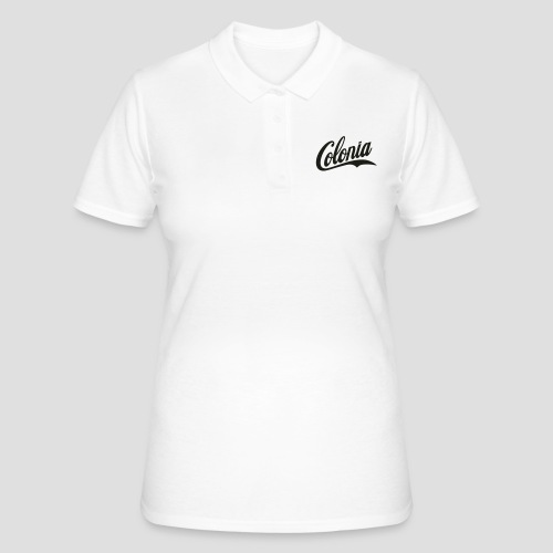 colonia - Frauen Polo Shirt