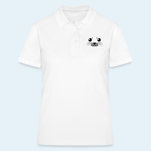 Foca bebé (Cachorros) - Camiseta polo mujer