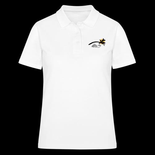 Entspannung bei Nacht - Frauen Polo Shirt