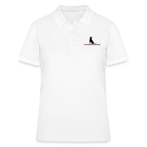 Unterordnung zweifarbig - Frauen Polo Shirt