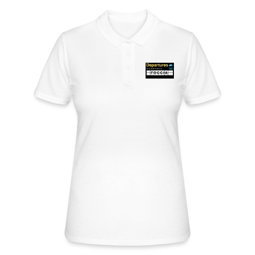 foggia png - Women's Polo Shirt