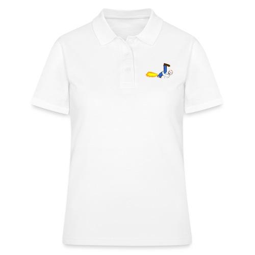 My Bum Goes - Women's Polo Shirt