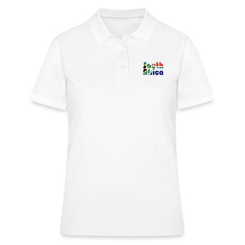 South Africa - Frauen Polo Shirt