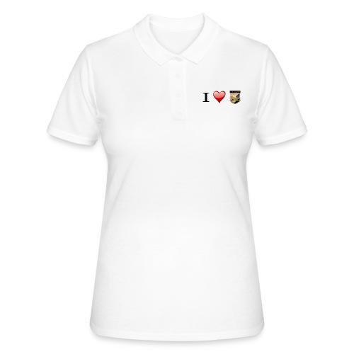 I Love Palermo - Women's Polo Shirt
