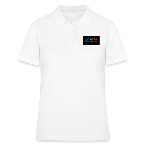 eat_sleep_overclock - Camiseta polo mujer