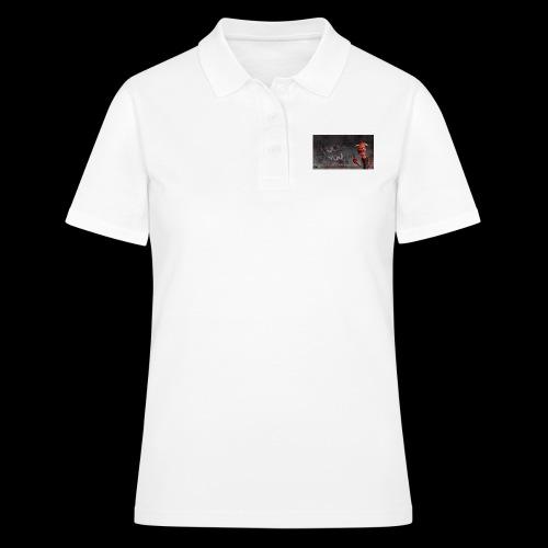 fuck you. - Women's Polo Shirt