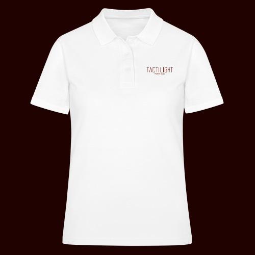 TACTILIGHT - Women's Polo Shirt