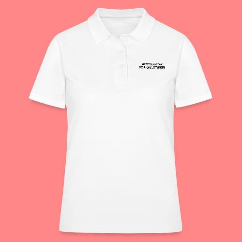 #VoteGustavForGuldtuben - Women's Polo Shirt