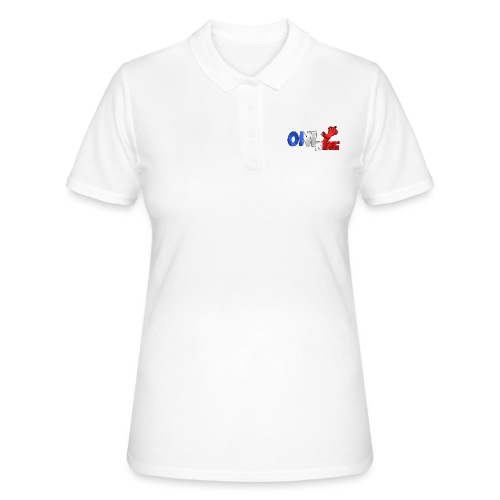 Logo ONLY KING edition francaise - Women's Polo Shirt