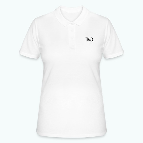 Ontwerp zonder achtergrond - Women's Polo Shirt