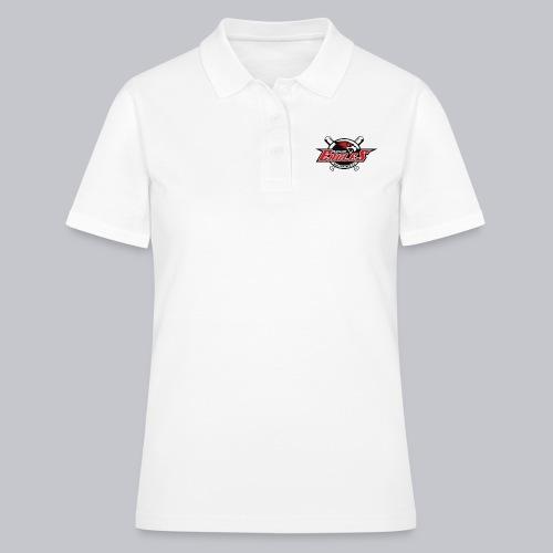 Main Logo Eagles - Frauen Polo Shirt