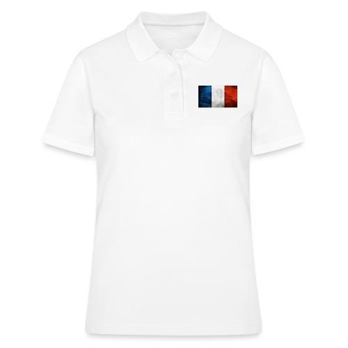 France Flag - Women's Polo Shirt