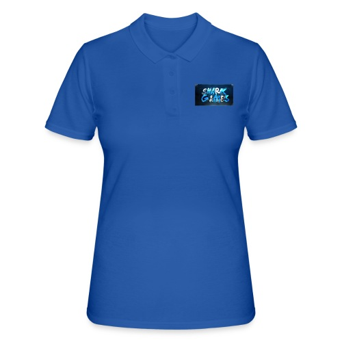 SharkGames - Women's Polo Shirt