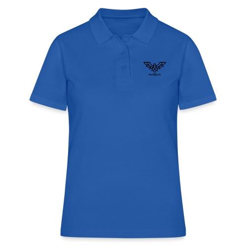 Text & Logo - Women's Polo Shirt