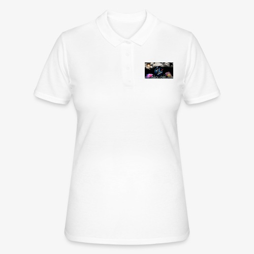 MIXED AFRICAN CICHLIDS - Women's Polo Shirt