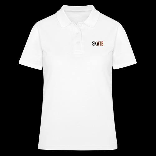 SKATE - Women's Polo Shirt