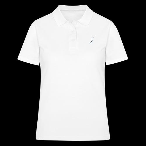 logo Style bleu - Women's Polo Shirt