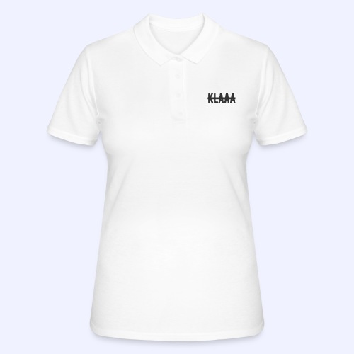 Klaaa - Frauen Polo Shirt
