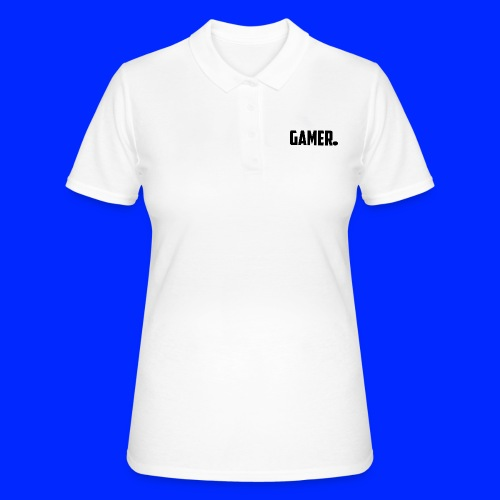 gamer. - Women's Polo Shirt