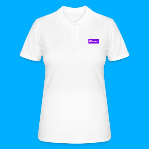 Wamen T-Shirt Design - Women's Polo Shirt