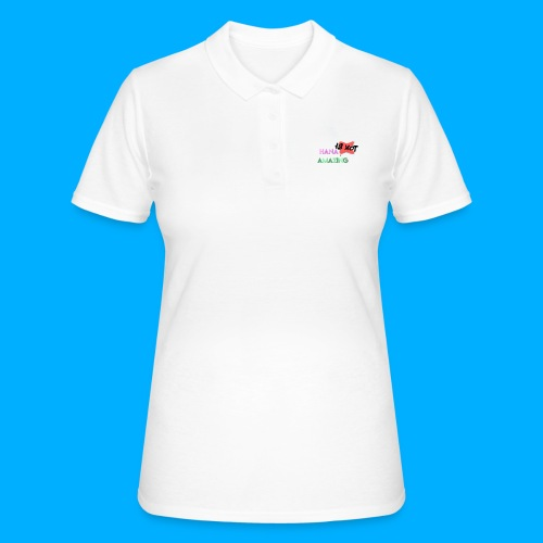 Hana Is Not Amazing T-Shirts - Women's Polo Shirt