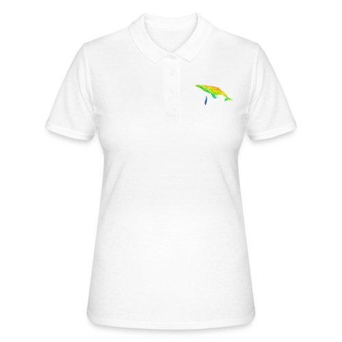Save the whale - Women's Polo Shirt