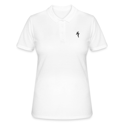 Black Signature MP Logo - Women's Polo Shirt