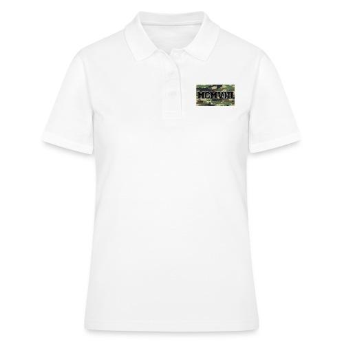 1908 Camo - Women's Polo Shirt
