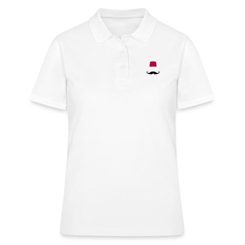 bart fez - Frauen Polo Shirt
