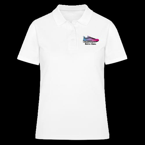 Retro Time. - Women's Polo Shirt
