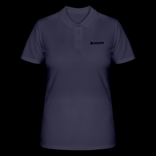 KNAPP LOGO - Frauen Polo Shirt