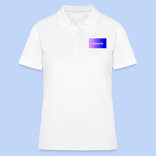 Sensatie - Women's Polo Shirt